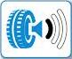 Rollgeräusche PKW Reifen